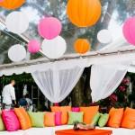 lounge colorido - mini casamento - decoração de casamento Curitiba