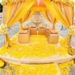 altar amarelo curitiba - mini casamento curitiba - decoração de casamento Curitiba