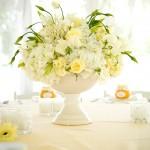 arranjo de flor amarelo curitiba - mini casamento curitiba - decoração de casamento Curitiba