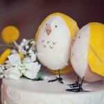 topo de bolo amarelo curitiba - mini casamento curitiba - decoração de casamento Curitiba